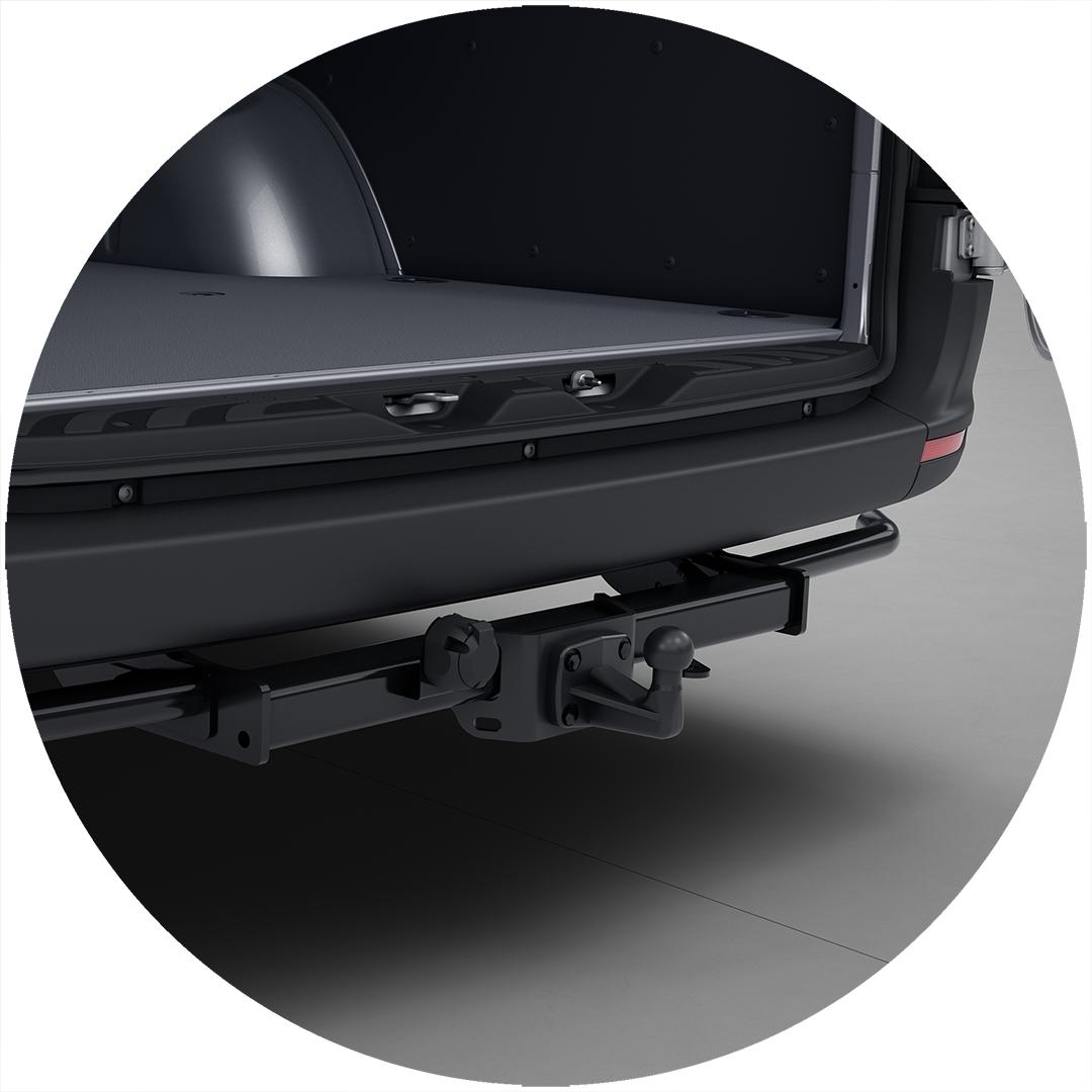 Ongebruikt Mercedes-Benz Accessoires - Sprinter afneembare trekhaak montage BU-67